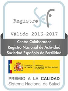 Centro colaborador - Registro nacional de actividad - Sociedad Española de Fertilidad